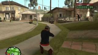 preview picture of video 'GTA IV ShotGun for GTA SA'