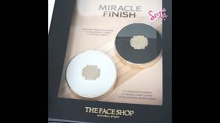 SistaCafe Channel : รีวิว The Face Shop Miracle Finish