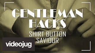 How To Repar A Shirt Button Fast I Gentleman Hacks