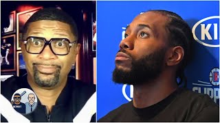 Jalen reacts to Kawhi's bubble struggles: Is it time to drop Clippers for Lakers? | Jalen & Jacoby