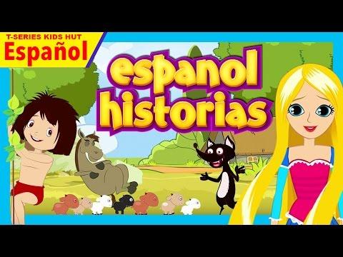 Espanol Historias tradicionales - Clásicos cuentos de hadas y cuentos de dormir