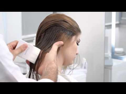 Il corso del restauro maschera per capelli
