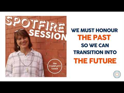 Spot Fire Sessions - We must honour the past so we can transition into the future