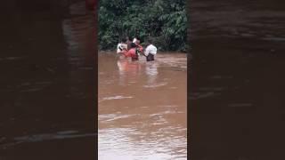 Pallahara To Barhakudar Matra 3km But Nudei Nala Pratibadhaka Sajichhi