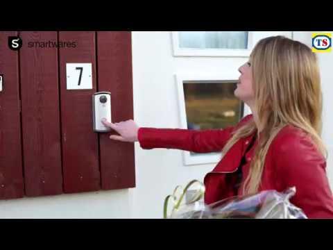 Smartwares Remote Video Door Chime