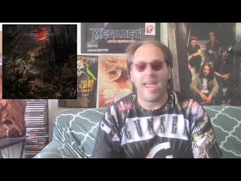 Infant Annihilator - THE BATTLE OF YALDABAOTH Album Review