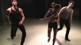 "Mike Kirsch Theatre Class Choreography to ""1941"""