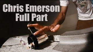 Chris Emerson | Fingerboard Video Part