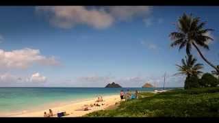 Lanikai, Hawaii