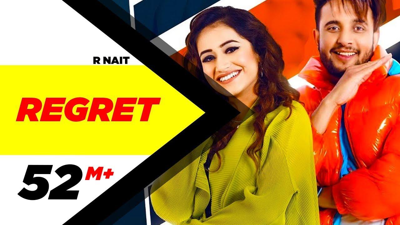 REGRET LYRICS - R Nait | Feat Tanishq Kaur