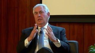 VIP Speaker Series: ExxonMobil