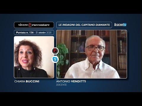 Anteprima del video Antonio VENDITTILe indagini del capitano Diamante