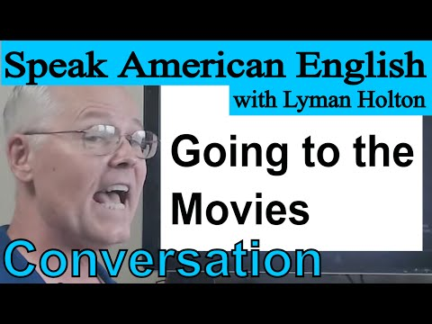Download English Conversation - Going to the Movies - Video 39 Mp4 HD Video and MP3