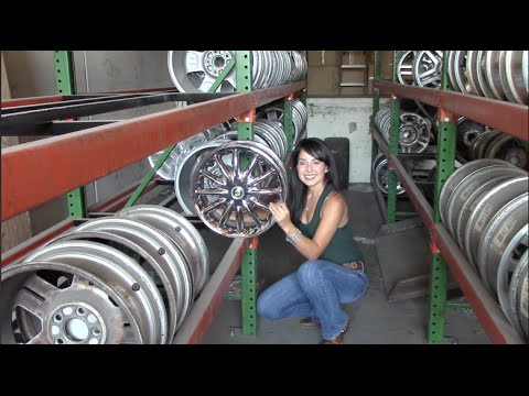 Factory Original Chrysler Rims & OEM Chrysler Wheels – OriginalWheel.com