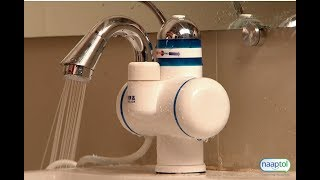 Electric Instant Water Heating Tap