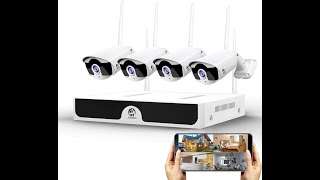 JOOAN security camera system Operation guide