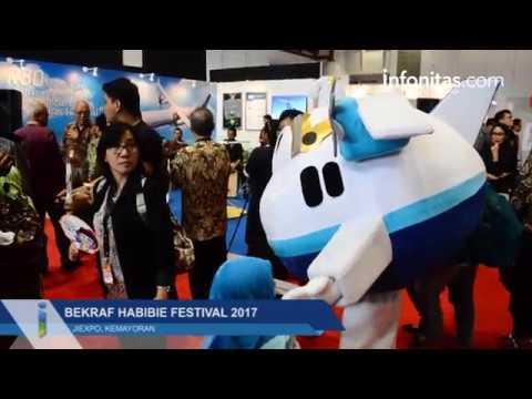 BEKRAF Habibie Festival 2017, Jiexpo Kemayoran