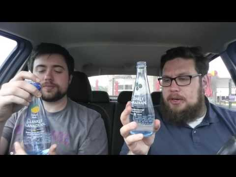 Clearly Canadian Beverage Review.