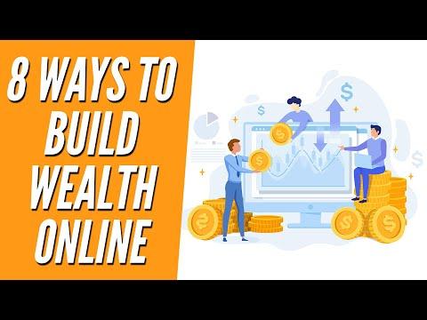 Būdų, kaip užsidirbti realių pinigų internete