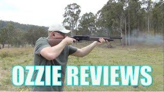 """Adler """"A-110"""" Lever Action Shotgun"""