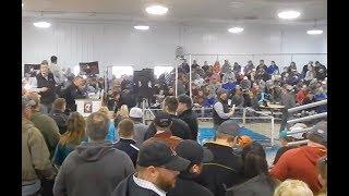 The Chosen Ones 2018 - Pig Sale - Cedar Rapids, IA - 3.3.18