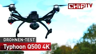 Drohnen-Test: Typhoon Q500 4K   CHIP