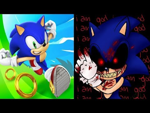 Download Sonic Exe Version 666 Gameplay Video 3GP Mp4 FLV HD Mp3