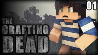 THIS UPDATE IS AMAZING! (The Crafting Dead Survival - Episode 1)