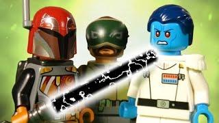 LEGO STAR WARS REBELS - THRAWN