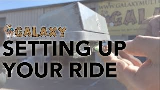 How to set up and operate your Galaxy Multi Ride mechanical bull