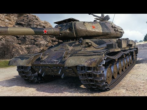 IS-4 - NEEDS A BUFF? - World of Tanks Gameplay