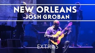 Josh Groban - Rehearsing In New Orleans (#7) [Straight To You Tour]