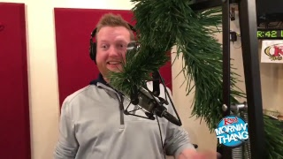 It's the annual K92 Mornin' Thang Holiday Thangtacular!