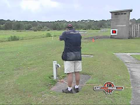 How to shoot skeet: Station 8