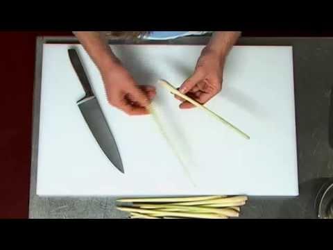 Küchenpraxis: Zitronengras richtig verwenden