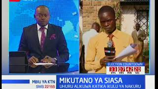 Mbiu ya KTN: Aden Duale akosoa muungano wa NASA