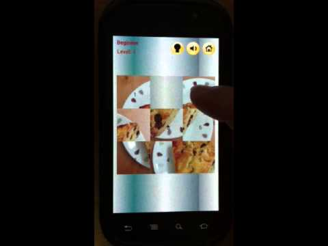 Video of Slide Puzzle - photo,tilefun