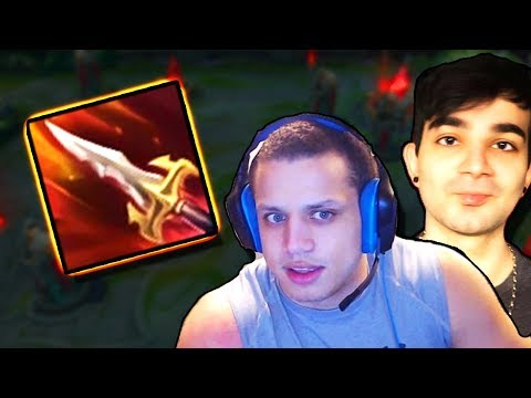 This Jungler with Sanguine Blade Absolutely DESTROYED Tyler1 and Tarzaned (SHADOW DOGS UNLEASHED)