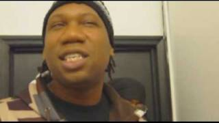 KRS ONE Talks About The Word Nigga