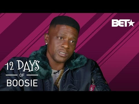 Boosie On Why He Named His Album