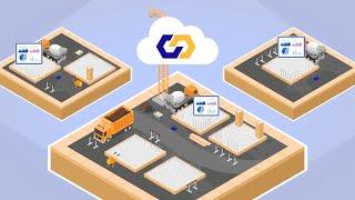 COMMAND Center Concrete Temperature and Maturity System