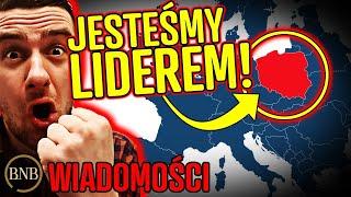 Polska LIDEREM w produkcji żywności! Europa nam ZAZDROŚCI | WIADOMOŚCI