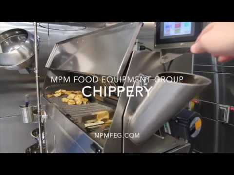 The Chippery - Potato Chip Equipment