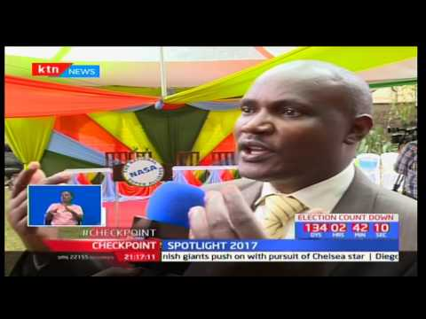 Spotlight 2017: Perceived swing vote areas and campaign strategies by NASA and Jubilee