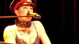 10/16 Dresden Dolls - Necessary Evil @ Wilber Theatre, Boston, MA 11/3/10