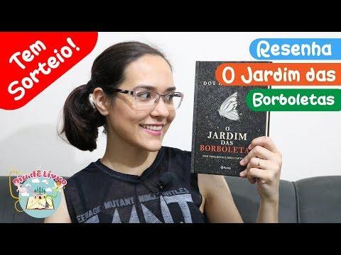 O Jardim das Borboletas | Dot Huctchinson | Ed. Planeta | Resenha + Sorteio | Dia de Livro