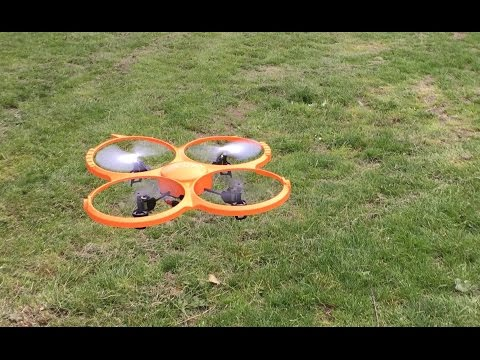 Testing the Denver Drone DCH-330
