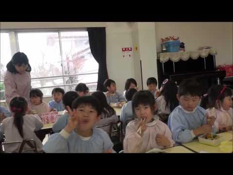 ともべ幼稚園「お別れ会」