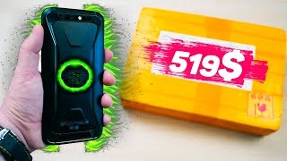 Игровой СМАРТФОН! Распаковка Xiaomi Black Shark - УБИЙЦА Razer Phone..