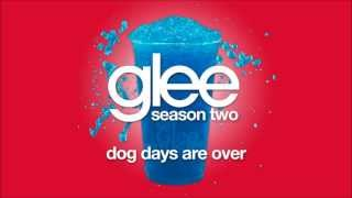 Dog Days Are Over | Glee [HD FULL STUDIO]